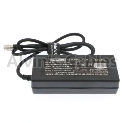 Sony DVF L700 Monitor AC Adapter For Camera Power Supply Adapter Custom Length